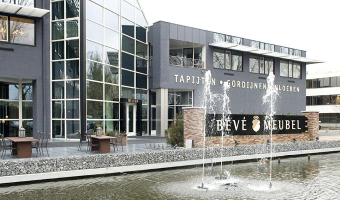 Bv Meubel Gouda : Bévé meubel : atelier architecten architectenbureau te gouda